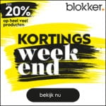 Black Friday blokker
