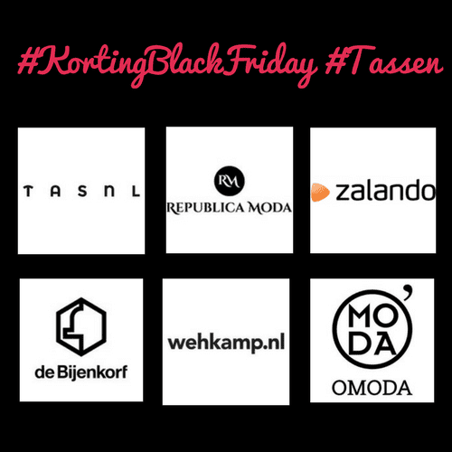 Black Friday Tassen