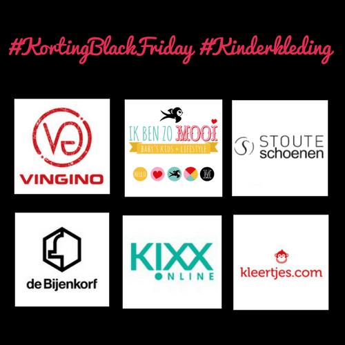Black Friday Kinderkleding
