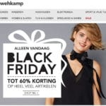 Wehkamp Black Friday